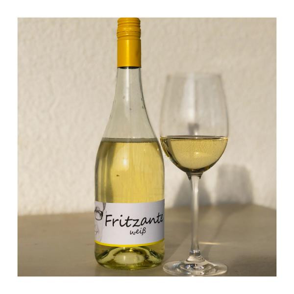 Fritzante Perlwein 0,75 L - Weingut FRIED Baumgärtner