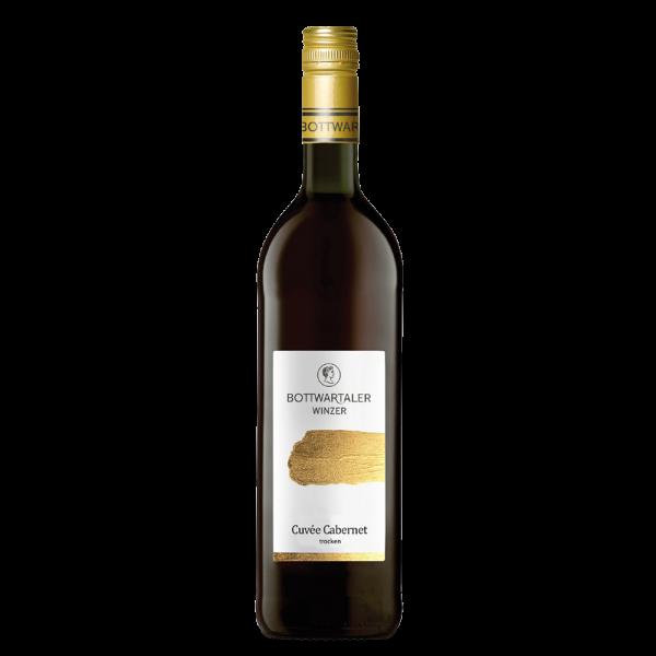 2018 Cuvée Cabernet trocken 0,75 L - Bottwartaler Winzer