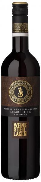 Lemberger feinherb 0,75 L Wein aus Steillagen - Felsengartenkellerei