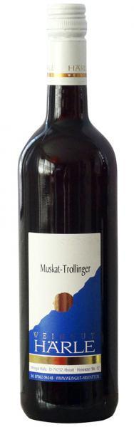 2019 Muskat-Trollinger 0,75 L feinherb - Weingut Härle