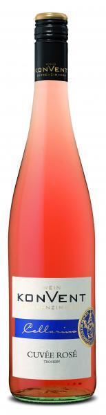 2020 Cellarius Rosé trocken 0,75 L - Weinkonvent Dürrenzimmern