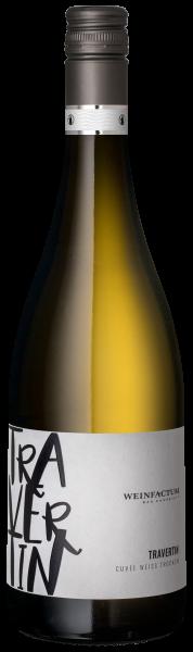 TRAVERTIN Weißwein ** trocken 0,75 L - WEINFACTUM
