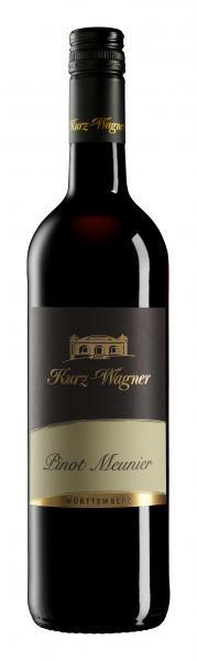 2015 Pinot Meunier feinherb 0,75 L - Weingut Kurz-Wagner