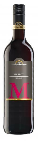 2019 Merlot M trocken 0,75 L - Remstalkellerei