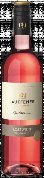 2020 Roséwein halbtrocken 0,75 L - Lauffener Weingärtner