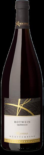 Rotwein halbtrocken 1,0 L – Privatkellerei Kümmerle