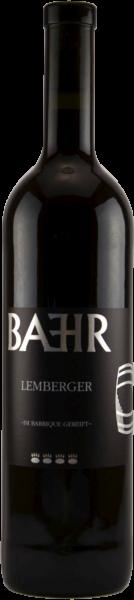 2016 Lemberger trocken 0,75 L im Barrique gereift - Weingut Bähr