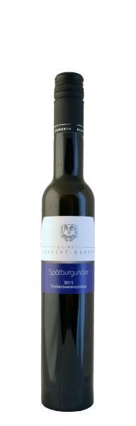 2015 Spätburgunder Trockenbeerenauslese edelsüß 0,375 l - Weingut Albrecht-Gurrath