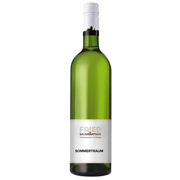 2020 SOMMERTRAUM Weißwein 0,75 L - Weingut FRIED Baumgärtner
