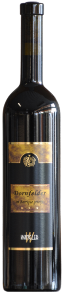 2016 Dornfelder trocken S 0,75 L Barrique - Weinkellerei Wangler