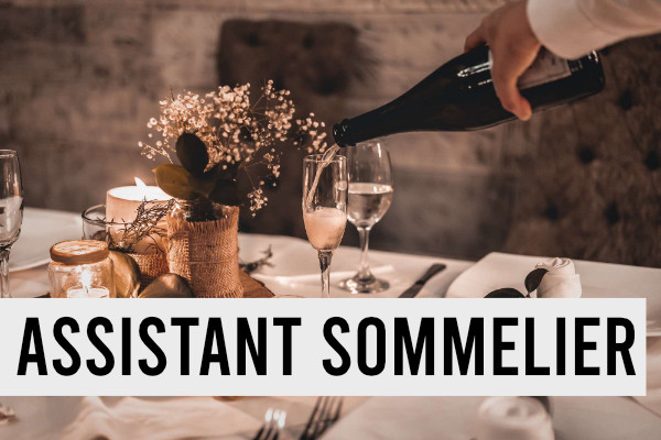 Assistant Sommelier IWI