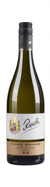 2016 Cuvée ORANGE Wine 0,75 L - Weingut Rienth
