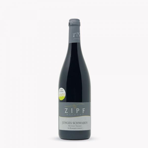 2018 Junges Schwaben Rotweincuvée trocken 0,75 L im Barrique - Weingut Zipf