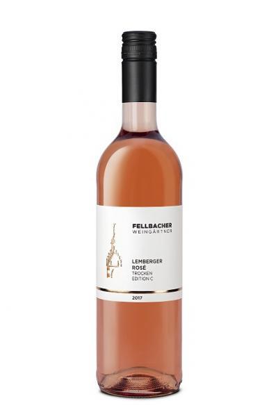 2020 Lemberger Rosé trocken 0,75 L Edition C - Fellbacher Weingärtner