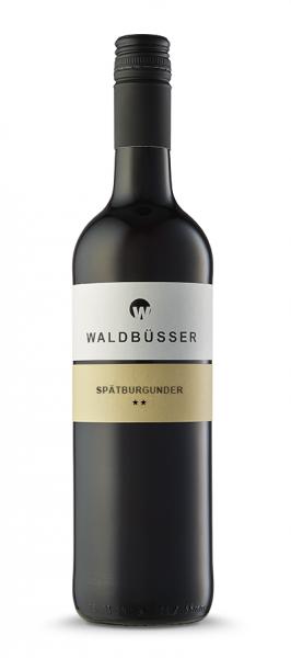 2017 Spätburgunder ** 0,75 L - Weingut Waldbüsser