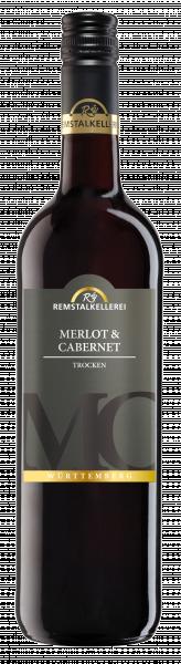 2019 Merlot & Cabernet MC trocken 0,75 L - Remstalkellerei