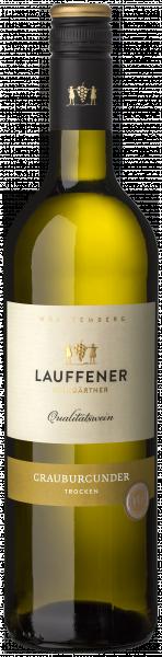 2020 Grauburgunder trocken 0,75 L - Lauffener Weingärtner