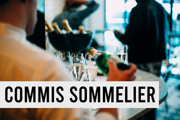 Commis Sommelier IWI