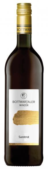 2019 Samtrot 0,75 L PREMIUM - Bottwartaler Winzer
