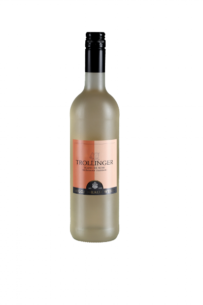 2019 Trollinger Blanc de Noir 0,75 L feinherb - Weingut Helga Drauz
