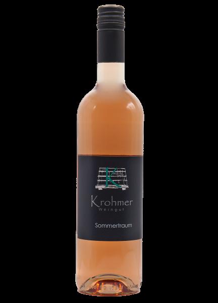 2020 Sommertraum Rosé 0,75 L fruchtig - Familie Krohmer