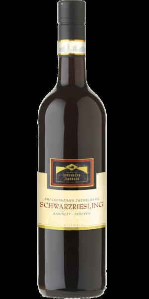 2019 Schwarzriesling Kabinett trocken 0,75 L Brackenheimer Zweifelberg - Weinkeller Brackenheim