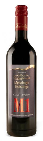 2019 Cuvée M1 trocken Rotwein 0,75 L - Weingärtnergenossenschaft Metzingen