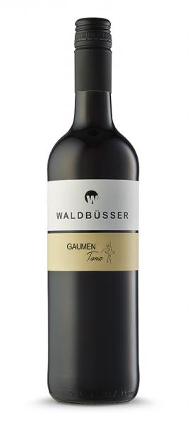 2017 GaumenTanz - Rotwein-Cuvée trocken ** - 0,75 l - Weingut Waldbüsser