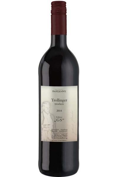 2014 Trollinger trocken 0,75 L Edition GS – Weingut Amalienhof