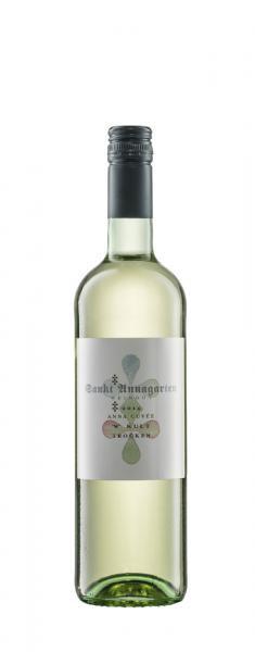 2019 ANNA Weißwein Cuvée trocken 0,75 L Biowein - Sankt Annagarten Biologisches Weingut