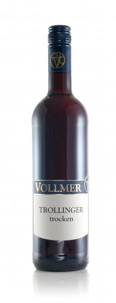 2017 Trollinger trocken 0,75 L - Weingut Vollmer