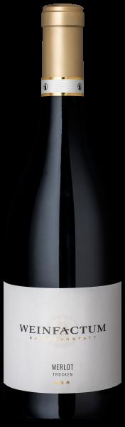 2018 Merlot trocken *** 0,75 L Barrique - WEINFACTUM