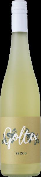 Secco weiß trocken 0,75 L - Weingut Golter