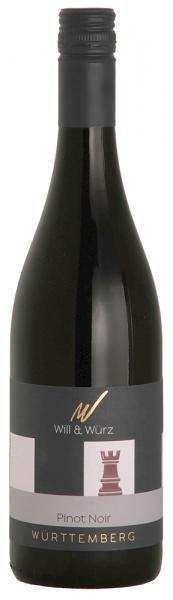 2016 Pinot Noir TURIS 0,75 L – Weingut Will und Würz