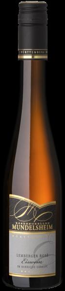 2016 Lemberger Rosé Eiswein im Barrique gereift 0,375 L - Lauffener Weingärtner
