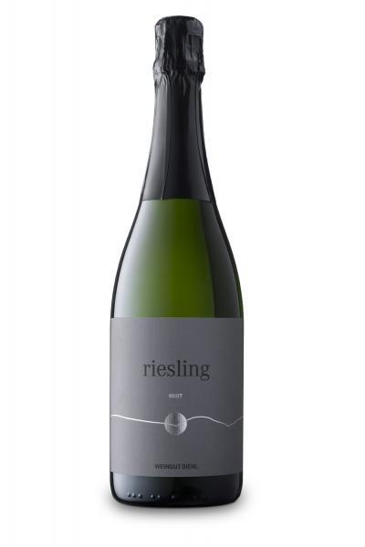 2019 Riesling Sekt brut 0,75 L - Weingut Diehl