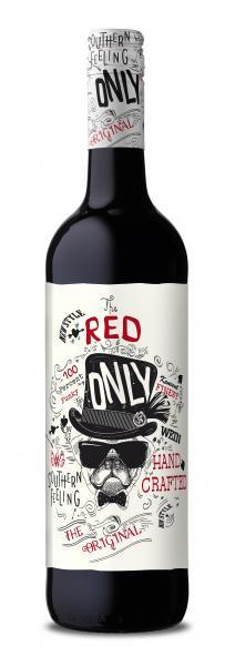 ONLY Red 0,75 L Rotwein - Weinkonvent Dürrenzimmern