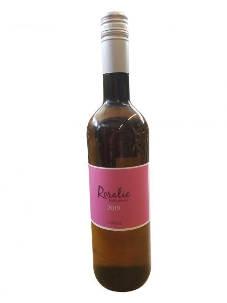 2020 ROSALIE Rosé 0,75 L lieblich - Weingut Currle