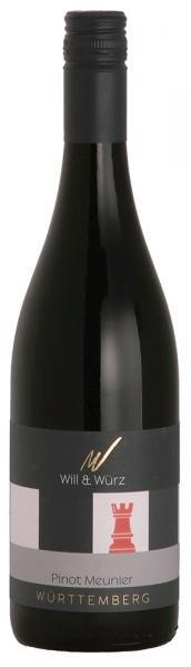 2018 Pinot Meunier trocken 0,75 L TURIS – Weingut Will und Würz