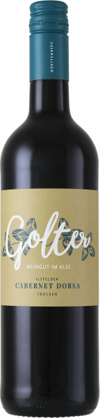 2016 Ilsfelder Cabernet Dorsa trocken 0,75 L - Weingut Golter