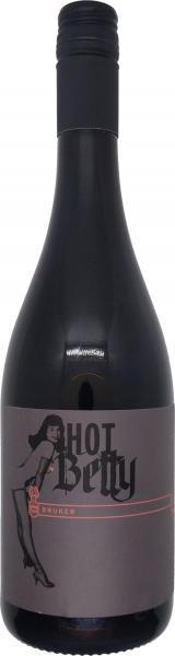 Glühwein rot HOT BETTY 0,75 L - Weingut Bruker