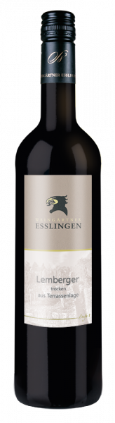 2017 Lemberger trocken Wein aus Terrassenlage 0,75 L Stufe 8 - Weingärtner Esslingen