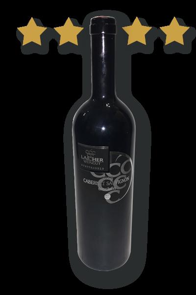 2015 Cabernet Sauvignon trocken **** 0,75 L – Weingut Laicher