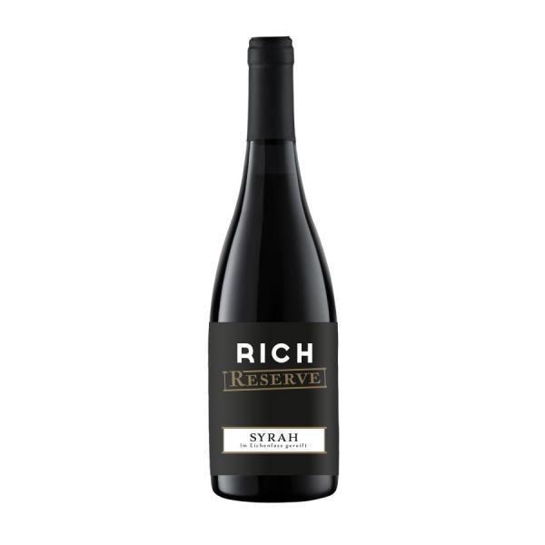 2018 Syrah trocken 0,75 L RICH RESERVE - Weingut FRIED Baumgärtner