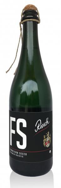 FS Franziska Secco 0,75 L Perlwein fruchtig - Weingut Rienth