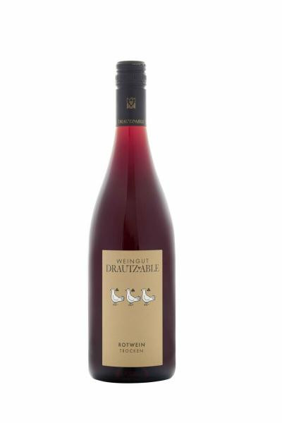 2015 Heilbronner Rotwein Cuvée trocken - Drei Tauben 0,75 L VDP.Ortswein - Weingut Drautz-Able