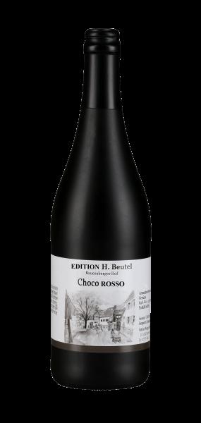 Choco Rosso 0,75 L Rotwein mit Schokolade - Edition H.Beutel
