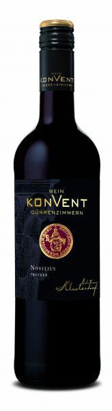 NOVITIUS Rotweincuvée trocken 0,75 L KLOSTERHOF - Weinkonvent Dürrenzimmern