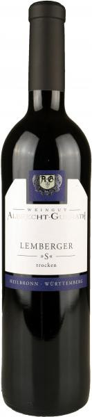 2018 Lemberger S trocken 0,75 L Holzfass - Weingut Albrecht-Gurrath