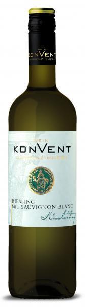 2020 Riesling mit Sauvignon Blanc feinherb 0,75 L KLOSTERHOF - Weinkonvent Dürrenzimmern